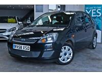 2008 FORD FIESTA 1.25 STYLE CLIMATE 5DR FINANCE FROM £0 DEPOSIT! **REDUCED** HAT