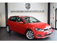 2014 64 VOLKSWAGEN GOLF 1.4 GT TSI ACT BLUEMOTION TECHNOLOGY DSG 5DR AUTO 148 BH