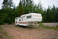 1982 Taurus Camper 25ft