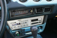 1981 Nissan 280ZX like new Silver with Blue Interioru