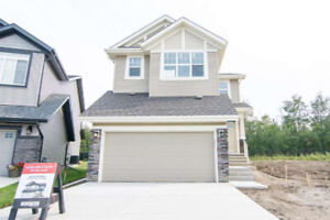 Brand New Double Attached Garage Single Family Home 2083 Sq Ft