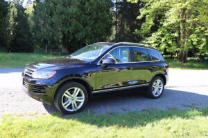 2011 Volkswagen Touareg Execline SUV, Crossover with warranty
