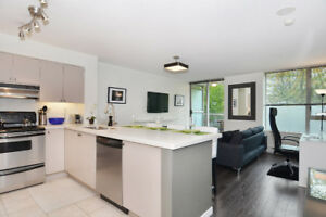 Furnished Designer One Bedroom in 1277 Nelson West End