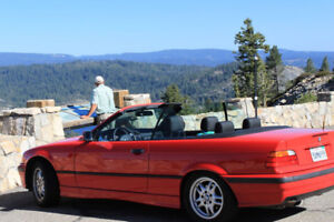 1999 BMW 232i CONVERTIBLE