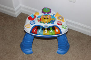 Activity Music Table