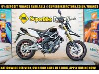 2014 14 APRILIA DORSODURO 750 750CC 0% DEPOSIT FINANCE AVAILABLE
