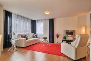 Condo logement appartement à louer Chambly avec Garage