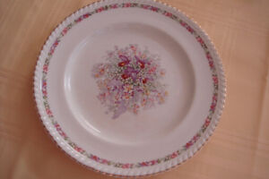 Johnson Bros. Queen's Bouquet Plate