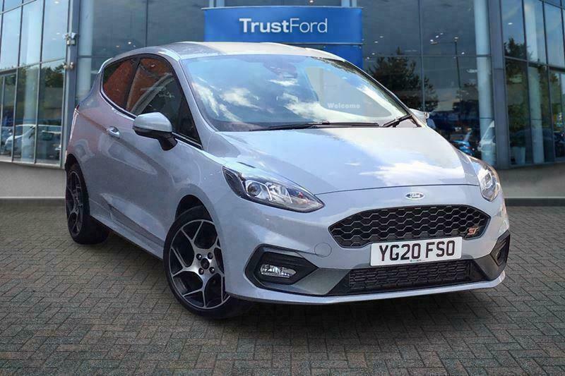 2020 Ford Fiesta 1.5 EcoBoost ST-2 Navigation 3dr **With Parking Sensor & Lane A