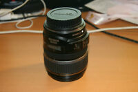 Objectif Canon 17-85 mm