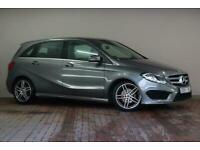 2017 Mercedes-Benz B Class B180 AMG Line 5dr MPV Petrol Manual