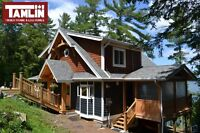 The Clear Lake Cabin (DIY) Cabin Package Special Expires June 30