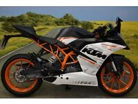 KTM RC390 2014**ABS, DIGITAL DISPLAY, SHIFT INDICATION LIGHT**