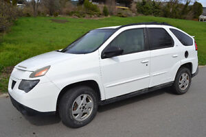2002 Pontiac Aztek SUV, Crossover  Best offer