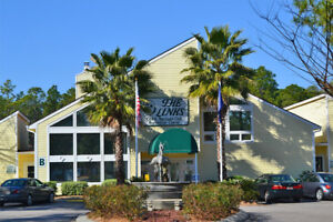 Myrtle Beach townhouse for rent is timeshare Aug 5-12