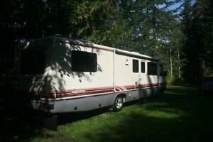 1993 legacy a class motor home