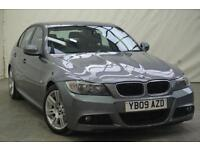 2009 BMW 3 Series 320D M SPORT Diesel grey Automatic