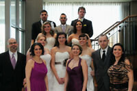 2016 DURHAM SPRING BRIDAL SHOW in OSHAWA at Tosca Banquet Hall