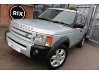 2007 57 LAND ROVER DISCOVERY 2.7 3 TDV6 HSE 5D 188 BHP DIESEL