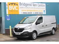 2016 RENAULT TRAFIC SL27 BUSINESS 1.6 DCI 115 BHP DIESEL 6 SPEED MANUAL VAN, 1 O