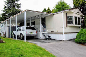 Double Wide Mobile Home- Lovely 2 Bedroom!