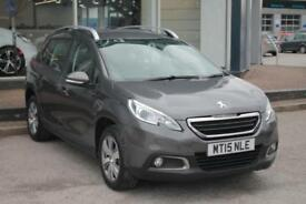 2015 PEUGEOT 2008 1.4 HDi Active 5dr