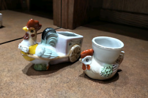 VIntage Rooster Collectibles