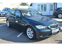 BMW 325 3.0TD 2007, SE, 65K MILES, 2 OWNER, FULL S/HISTORY, JULY MOT