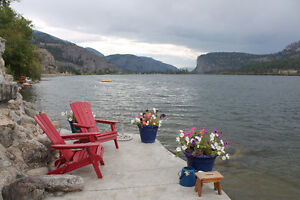 Vasseau Lake Fully Furnished Available till June 1