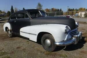 1947 Oldsmobile Hydramatic 2 door
