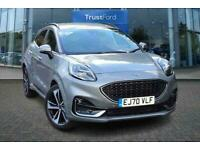 2020 Ford Puma 1.0 EcoBoost ST-Line Vignale 5dr Auto**WIth Heated Leather Seats