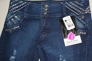BRAND NEW COLOMBIAN JEANS (PUMP UP)