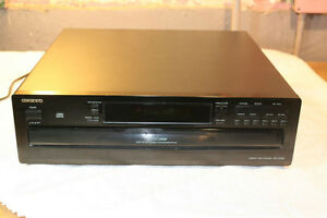 Onkyo 6 Disc CD Changer.  AWESOME SOUND!