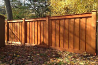 Fence and Deck, Build/Repair Service