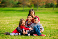 Mini photo sessions for families and couples