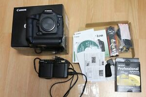 Canon full frame EOS 1DX excellent conditions