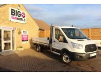 2016 FORD TRANSIT 350 TDCI 125 L4 'ONE STOP' ALLOY DROPSIDE DRW RWD DROPSIDE DIE