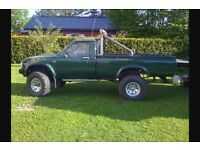Toyota hilux mk1 wanted any condition