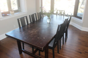 Casa Life Dining Table & 7 Chairs