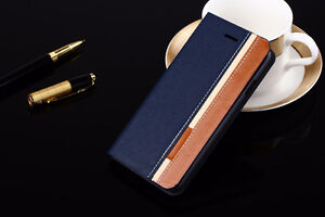iPhone 6 & 7 Fashion Wallet Leather Magnetic Folio Case Cover
