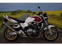 Honda CB1300 **Scorpion Exhaust, ABS, Tank Pad**