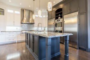 STYLISH READY TO INSTALL KITCHEN CABINETS - MADE IN CANADA