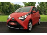 2020 Toyota AYGO 1.0 VVT-i x-play Hatchback Petrol Manual