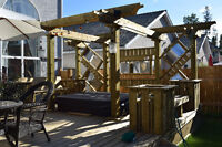 Decks & exterior design & construction,    Decked out style!
