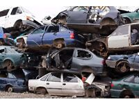 WE COLLECT YOUR UNWANTED CARS