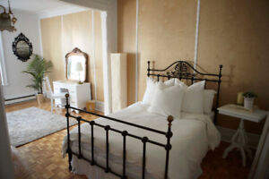 FOR RENT-COMPLETELY  FURNISHED SUD -OUEST