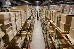 Surplus Industrial Mechanical Electrical Automation Inventory Wa