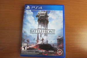 Star Wars Battlefront for ps4 Cambridge Kitchener Area image 1