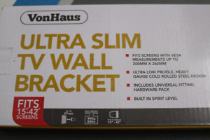 15-42 inch TV wall mount