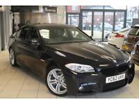 2012 62 BMW 5 SERIES 3.0 530D M SPORT 4D AUTO 255 BHP DIESEL